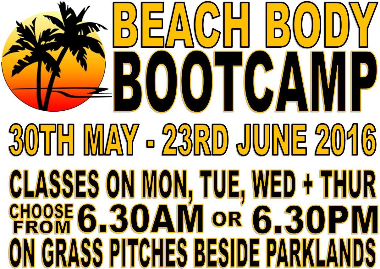 Beach Body Boot Camp 2016 LS